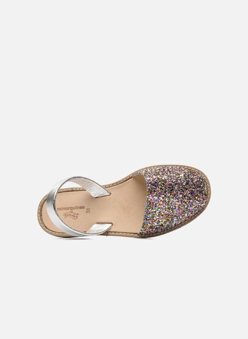 Sandali e scarpe aperte MINORQUINES Avarca Multicolore immagine sinistra