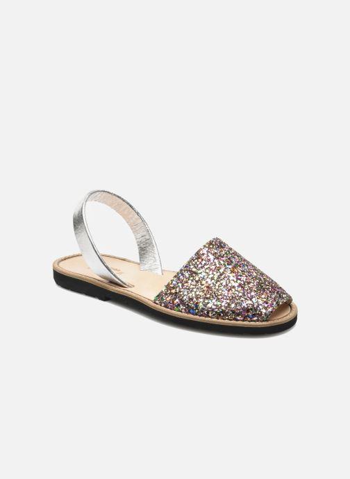 Sandalen MINORQUINES Avarca Multicolor detail