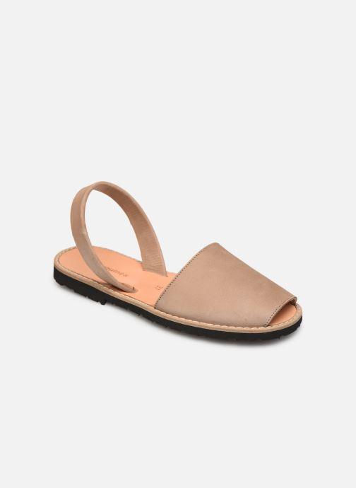 Sandali e scarpe aperte Minorquines Avarca Beige vedi dettaglio/paio