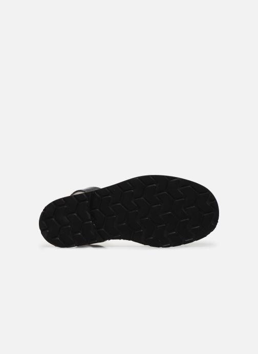 Sandali e scarpe aperte Minorquines Avarca Argento immagine dall'alto