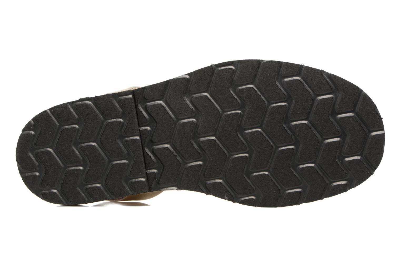 Sandales et nu-pieds MINORQUINES Avarca Or et bronze vue haut