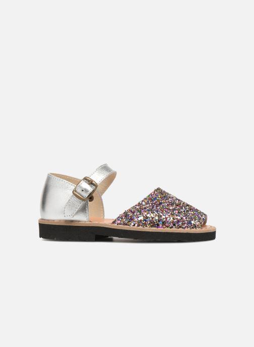 Sandales et nu-pieds Minorquines Frailera Multicolore vue derrière