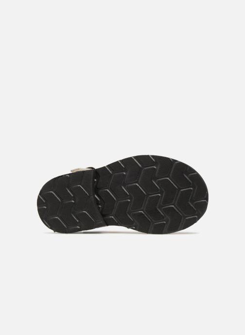 Sandales et nu-pieds Minorquines Frailera Multicolore vue haut