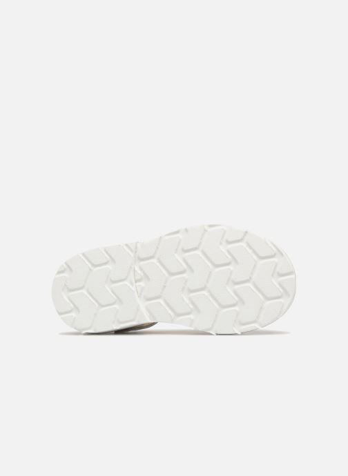 Sandales et nu-pieds MINORQUINES Frailera Argent vue haut