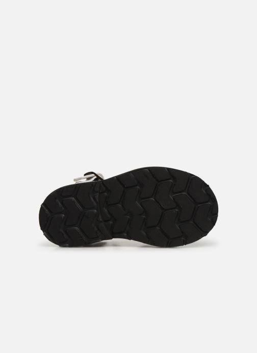 Sandali e scarpe aperte Minorquines Frailera Bianco immagine dall'alto