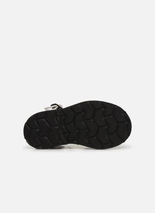 Sandales et nu-pieds Minorquines Frailera Blanc vue haut