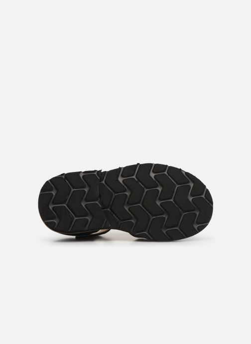 Sandales et nu-pieds MINORQUINES Frailera Bleu vue haut