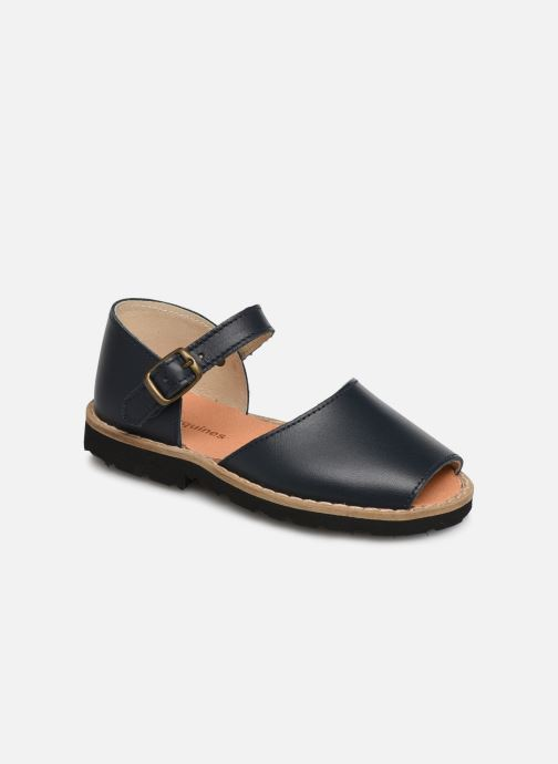 Sandali e scarpe aperte Minorquines Frailera Azzurro vedi dettaglio/paio