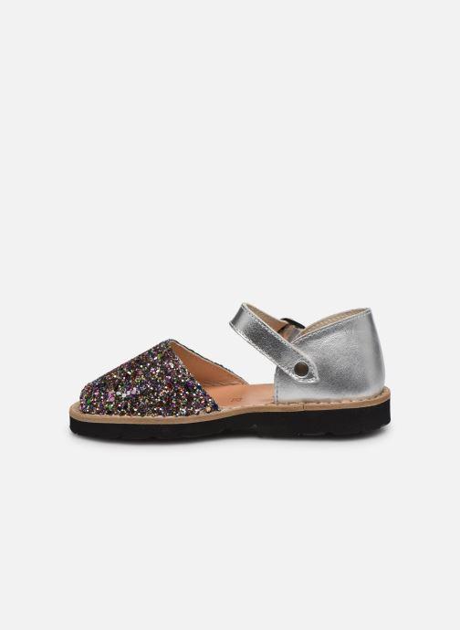 Sandali e scarpe aperte Minorquines Frailera Multicolore immagine frontale