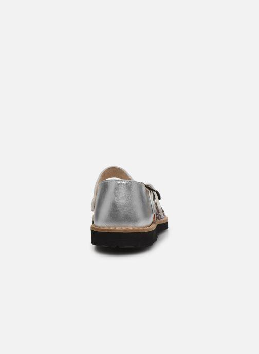 Sandali e scarpe aperte Minorquines Frailera Multicolore immagine destra