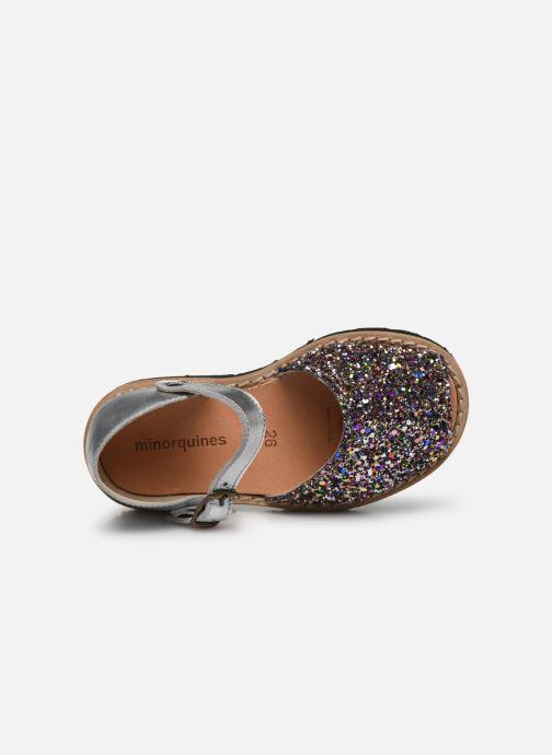Sandali e scarpe aperte Minorquines Frailera Multicolore immagine sinistra
