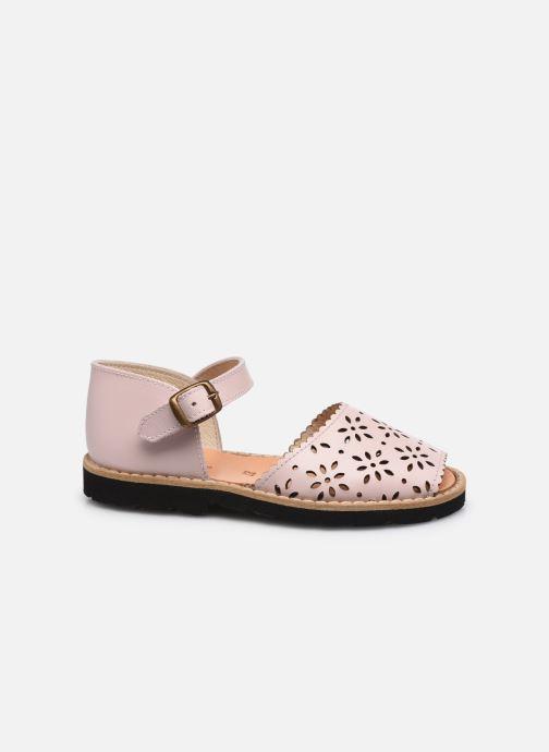 Sandali e scarpe aperte Minorquines Frailera Rosa immagine posteriore