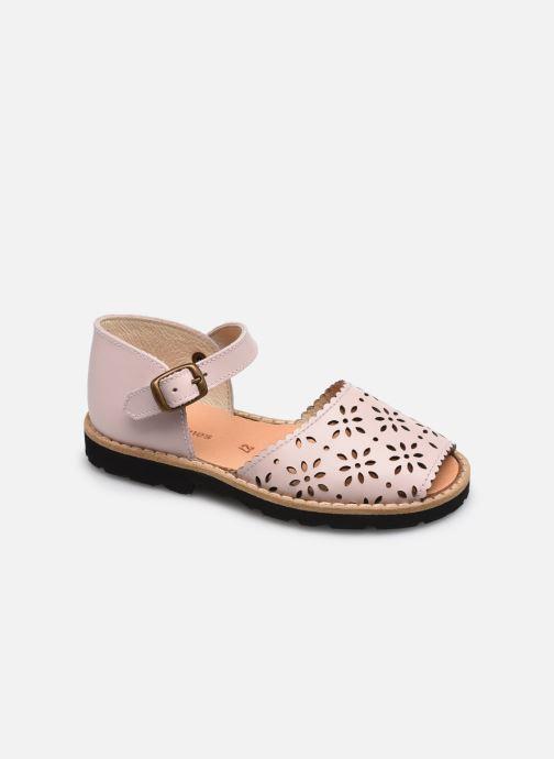 Sandali e scarpe aperte Minorquines Frailera Rosa vedi dettaglio/paio