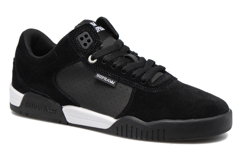 Chaussures de sport Supra Ellington Noir vue détail/paire