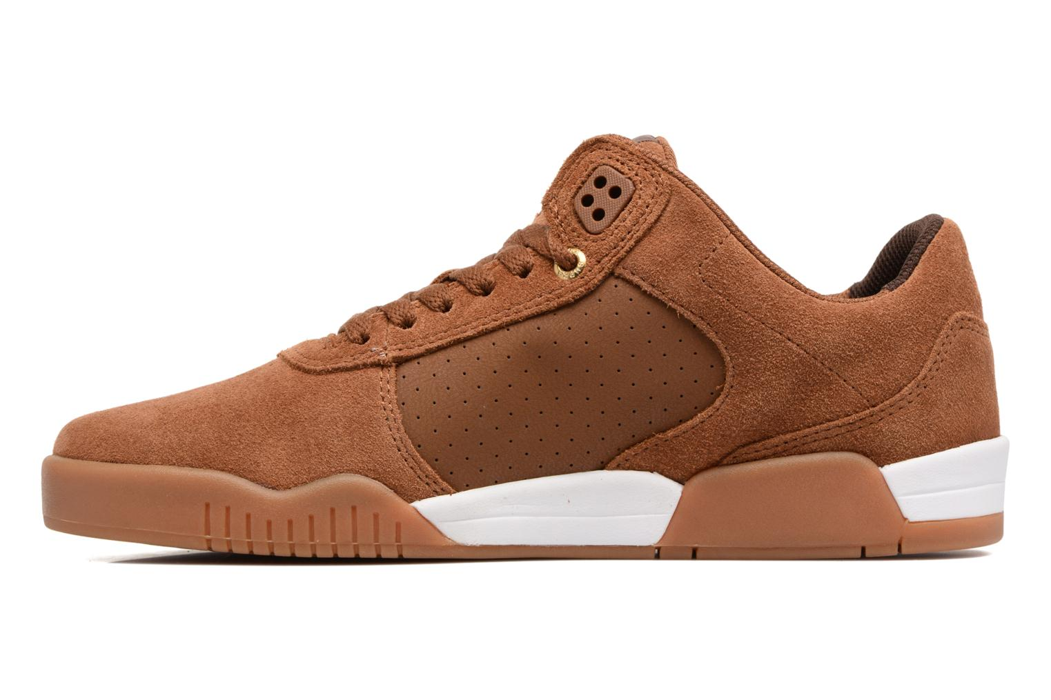 Chaussures de sport Supra Ellington Marron vue face