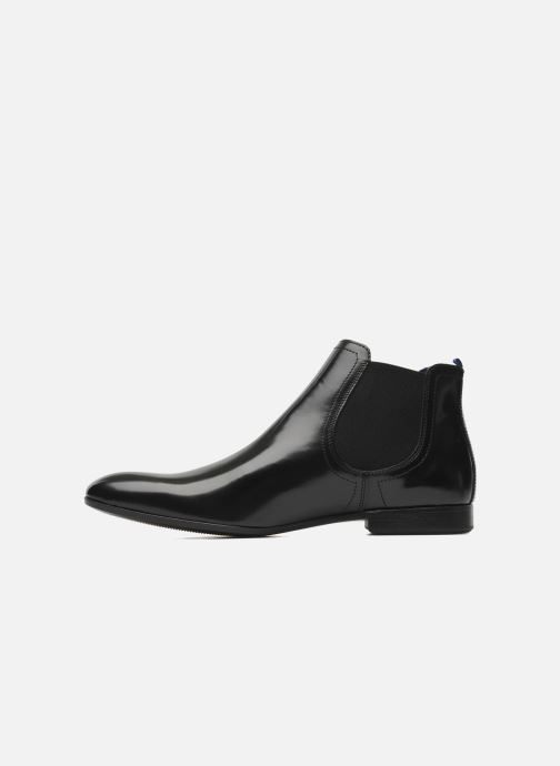 Boots en enkellaarsjes Azzaro Porti Zwart voorkant