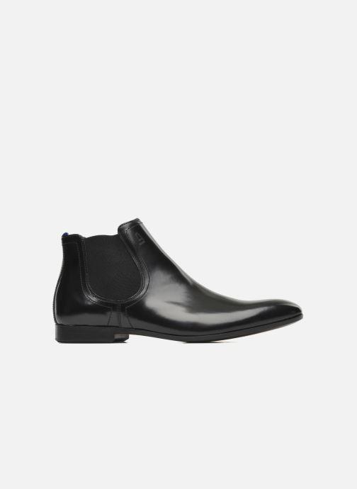 Boots en enkellaarsjes Azzaro Porti Zwart achterkant
