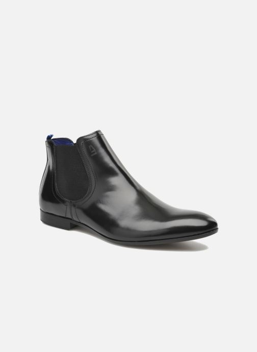 Ankle boots Azzaro Porti Black detailed view/ Pair view