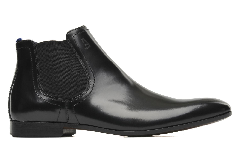 Bottines et boots Azzaro Porti Noir vue derrière