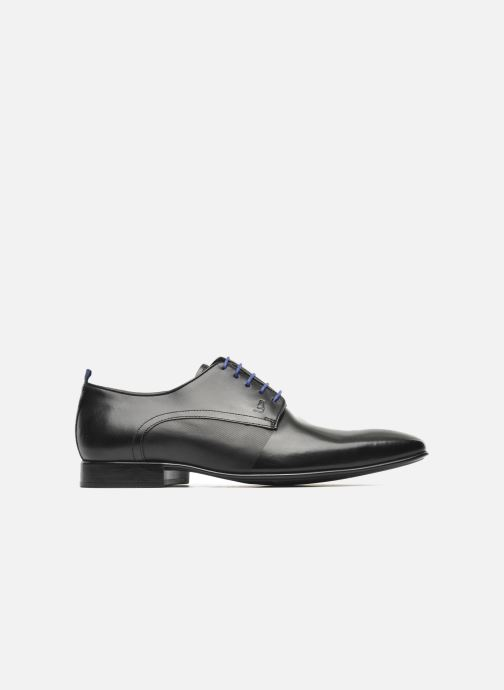 Lace-up shoes Azzaro Nabou Black back view