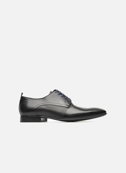 Chaussures à lacets Azzaro Nabou Noir vue derrière