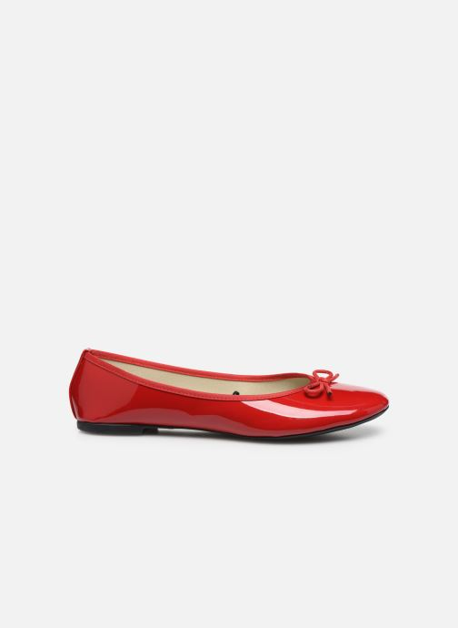Isotoner Ballerine Vernie (rouge) - Ballerines Rouge 4PLG53YZ