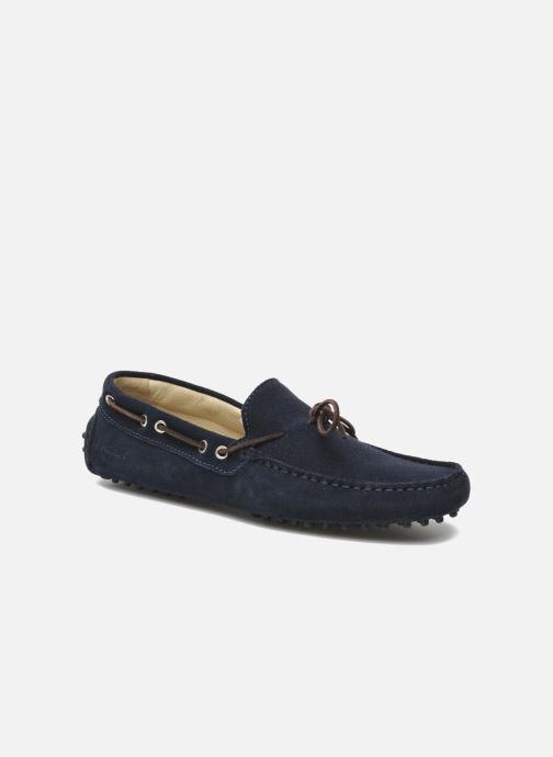 Loafers Kost Tapalo Blå detaljeret billede af skoene