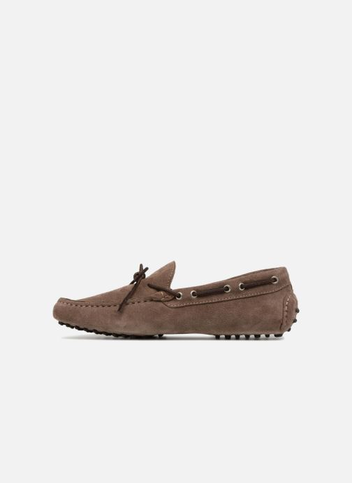 Loafers Kost Tapalo Grey front view