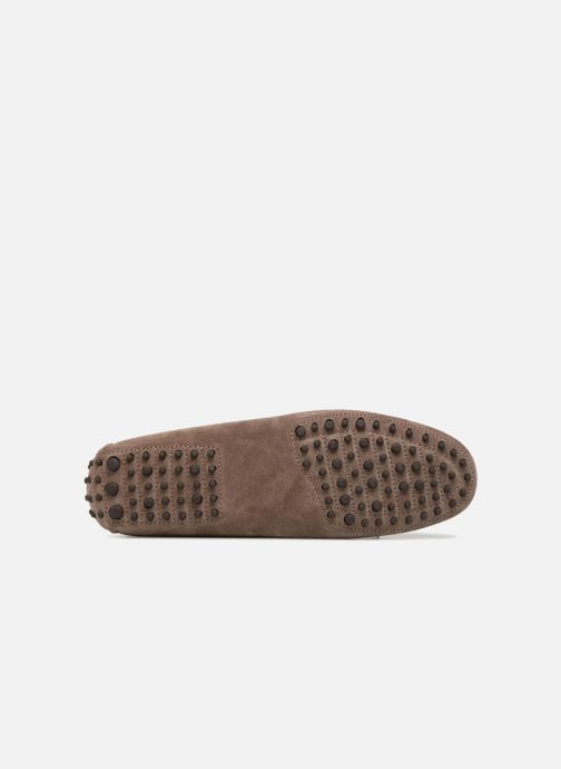 Loafers Kost Tapalo Grey view from above