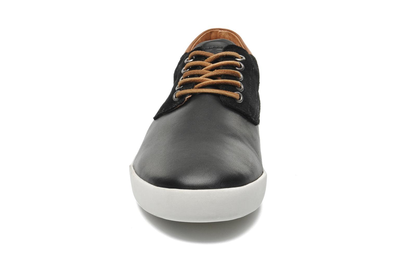 Baskets Kost Mitraille Noir vue portées chaussures