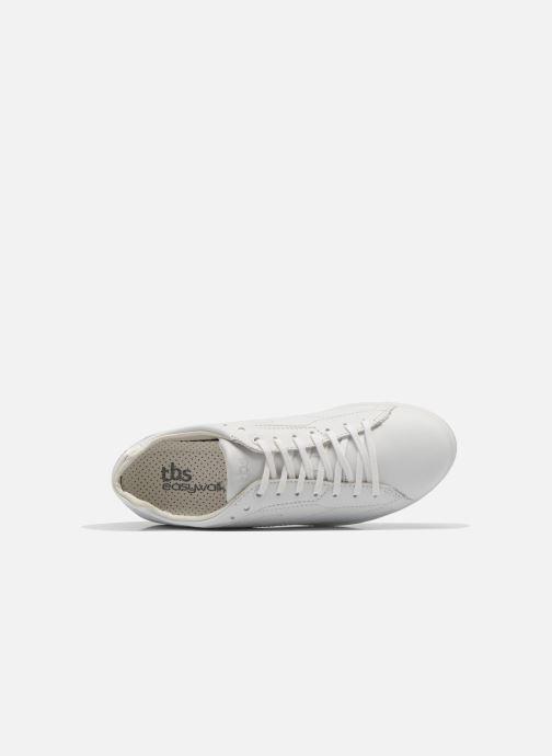 Sneakers TBS Easy Walk Oxygen Bianco immagine sinistra