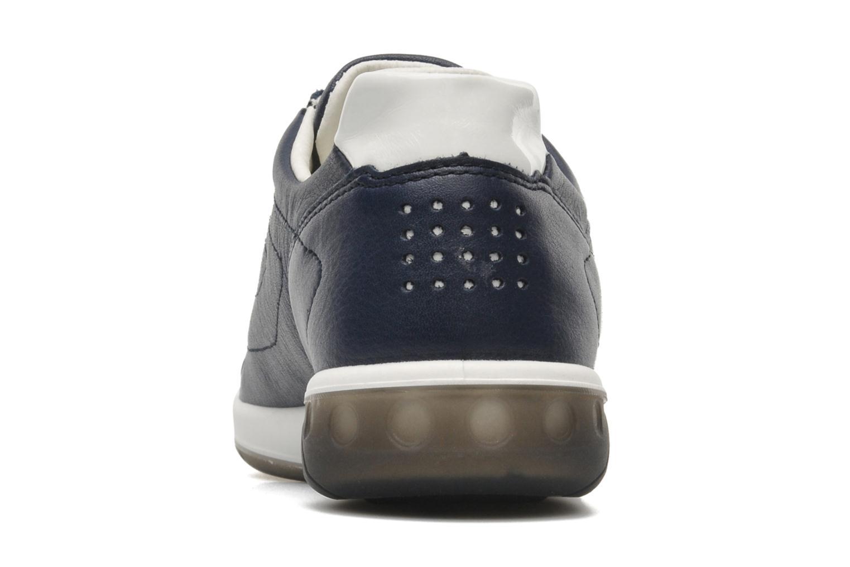 Baskets TBS Easy Walk Oxygen Bleu vue droite