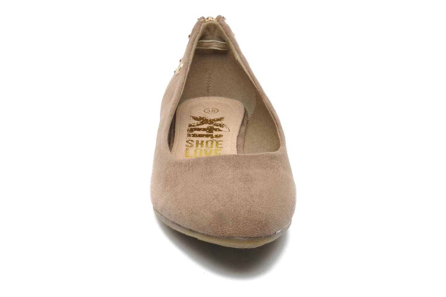 Ballet pumps Xti Arla-26881 Beige model view