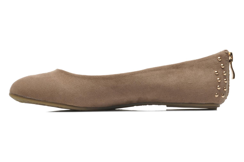 Ballerinas Xti Arla-26881 beige ansicht von vorne