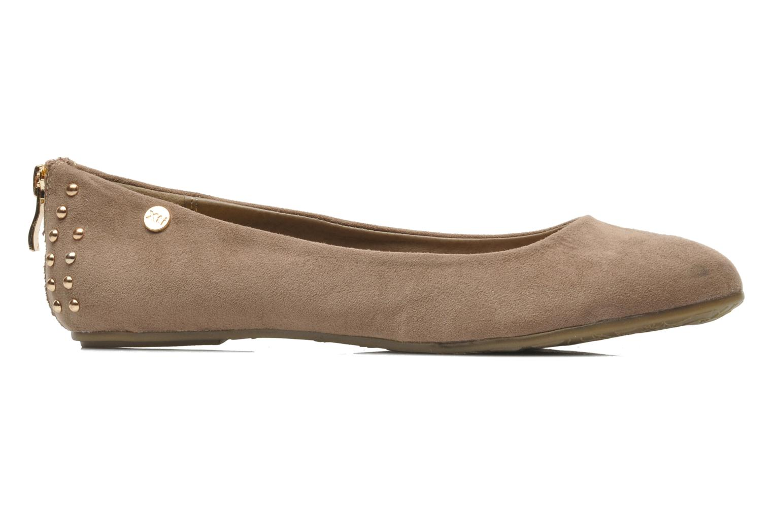 Ballet pumps Xti Arla-26881 Beige back view