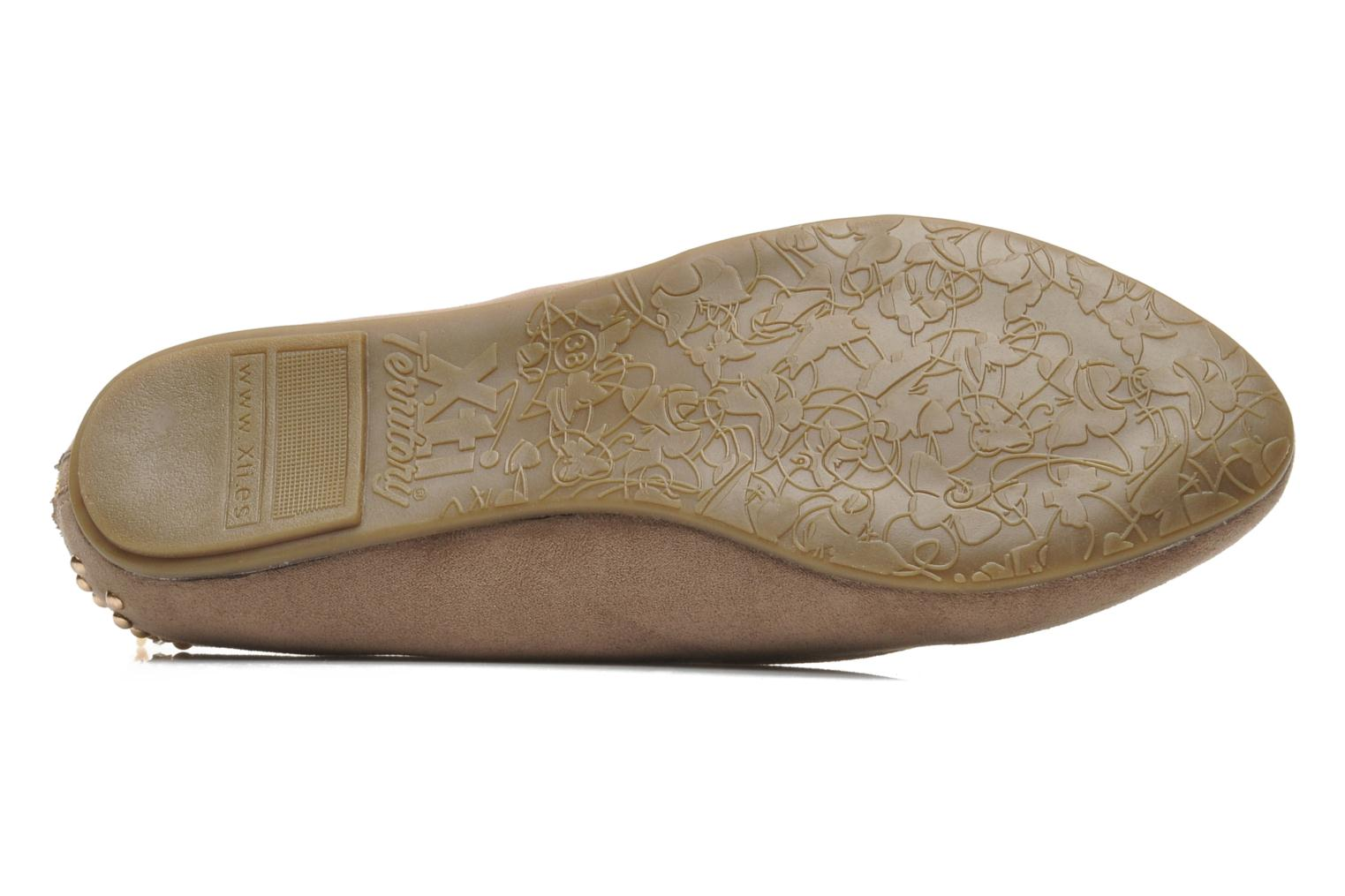 Ballet pumps Xti Arla-26881 Beige view from above