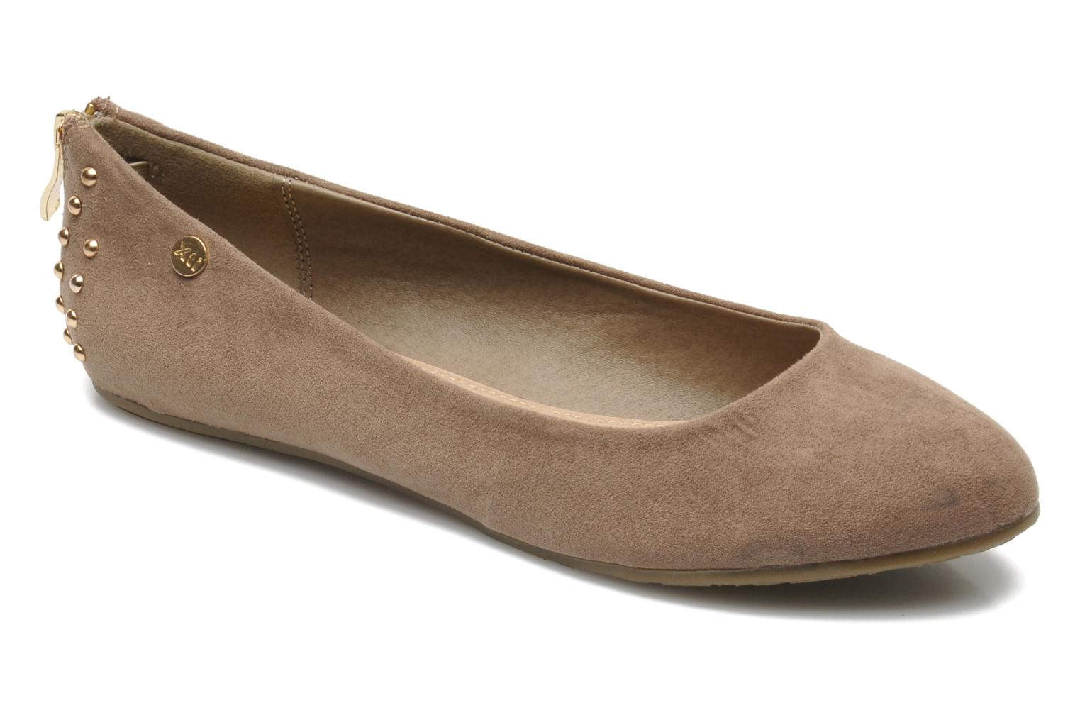 Ballet pumps Xti Arla-26881 Beige detailed view/ Pair view
