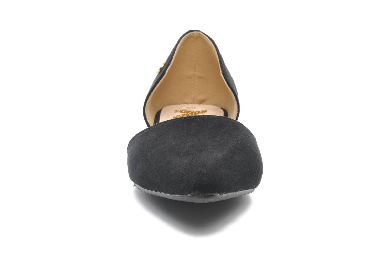 Ballerines Xti Cilu-27689 Noir vue portées chaussures
