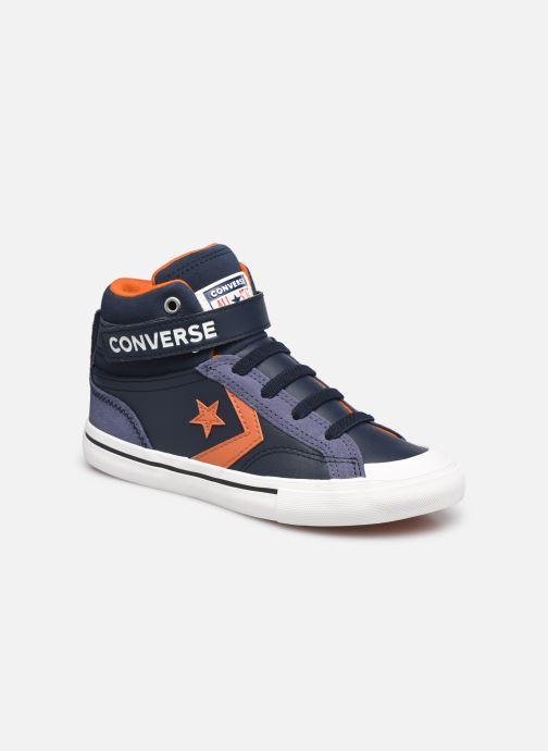 Deportivas Converse Pro Blaze Strap Azul vista de detalle / par
