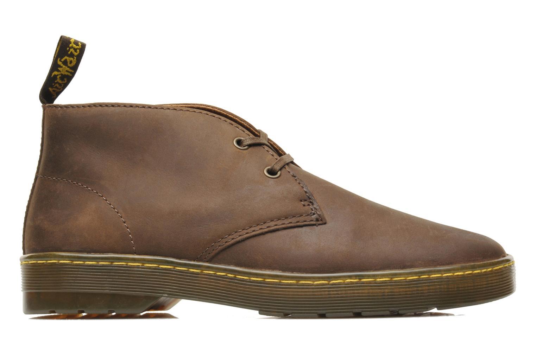 Chaussures à lacets Dr. Martens Cabrillo Marron vue derrière