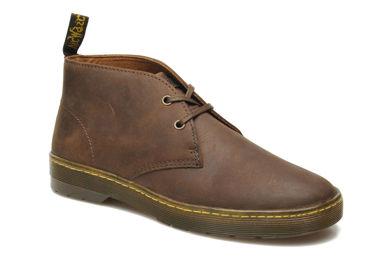 Chaussures à lacets Dr. Martens Cabrillo Marron vue détail/paire