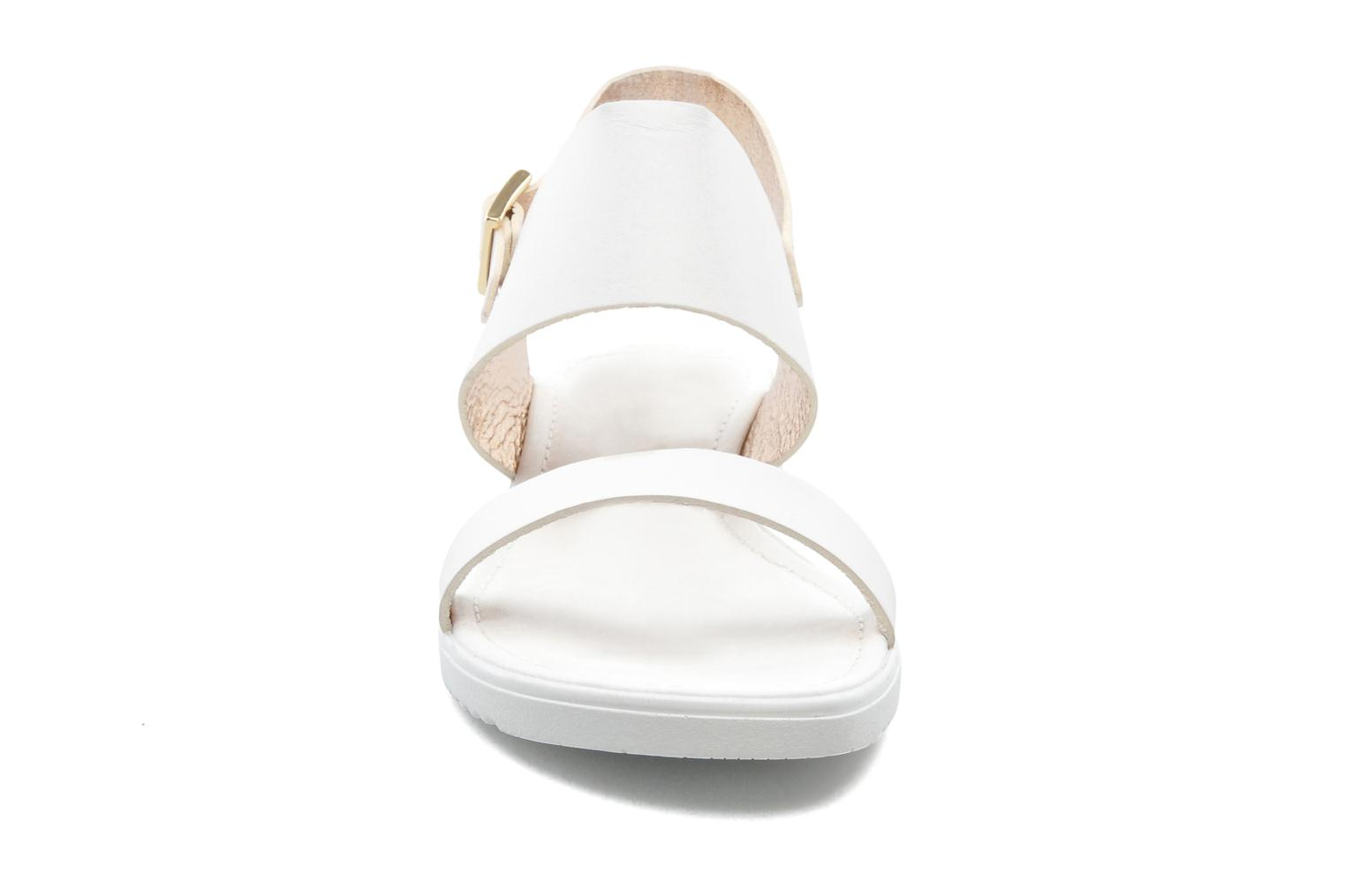 Sandals Georgia Rose Jofou White model view