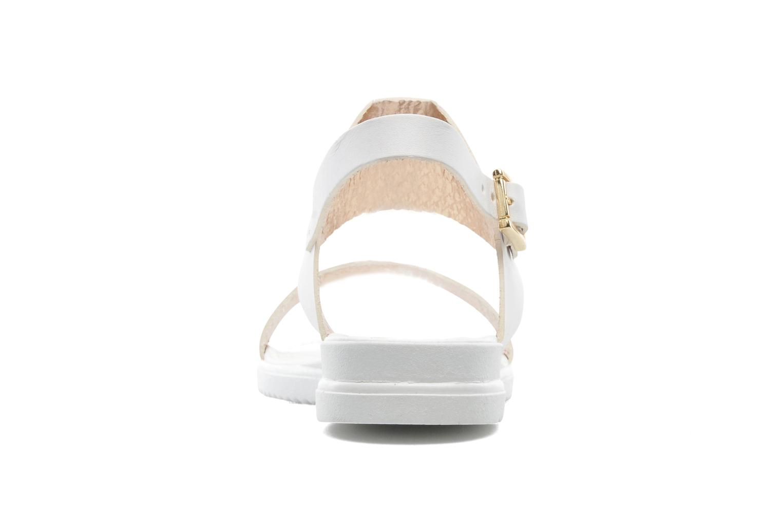 Sandals Georgia Rose Jofou White view from the right