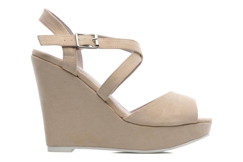 Sandales et nu-pieds Refresh Nolan-60761 Beige vue derrière