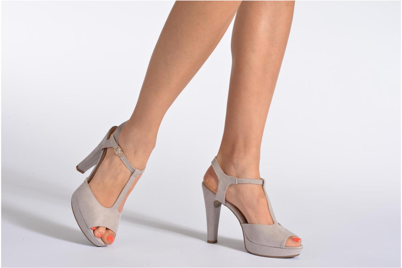 Sandales et nu-pieds Refresh Max-60514 Beige vue bas / vue portée sac
