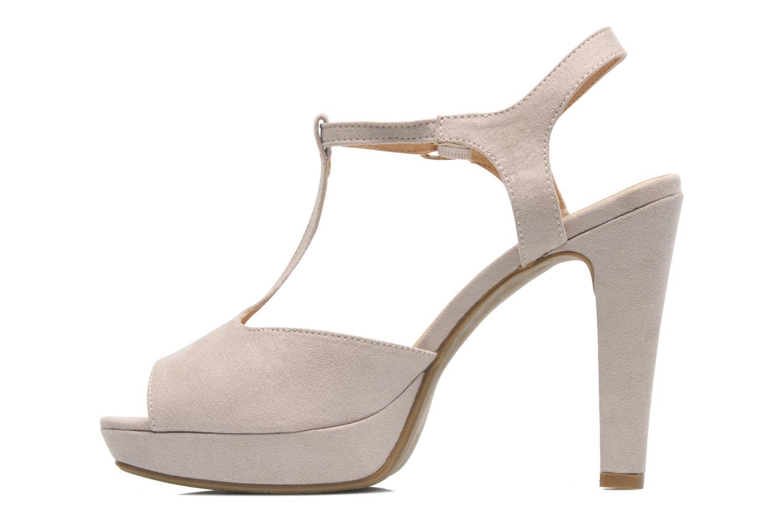 Sandales et nu-pieds Refresh Max-60514 Beige vue face