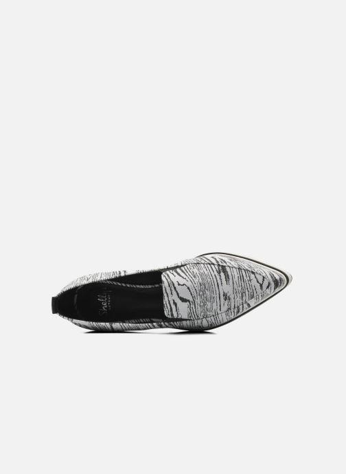 Sneakers Shellys London Jeune Blauw links