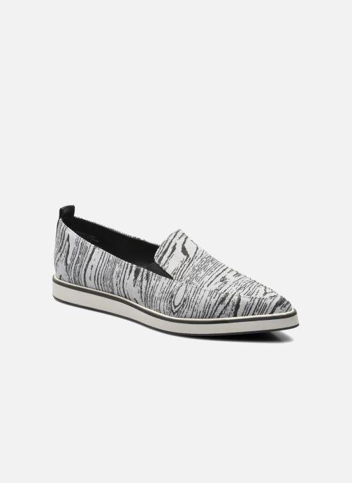 Sneakers Shellys London Jeune Blauw detail