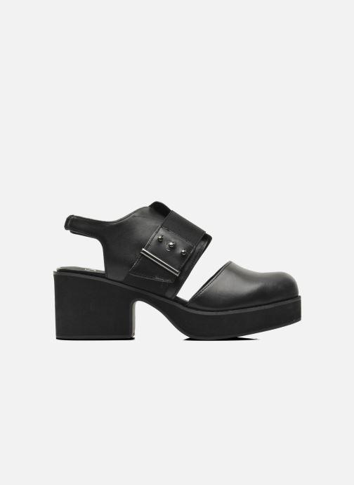 Sandali e scarpe aperte Shellys London Costain Nero immagine posteriore