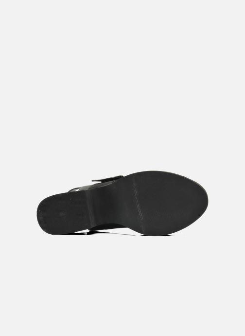 Sandali e scarpe aperte Shellys London Costain Nero immagine dall'alto